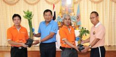 MEA gives fund for mangrove forest planting in yea...