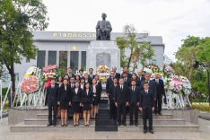 MEA attends a wreath laying ceremony on Rapee Day