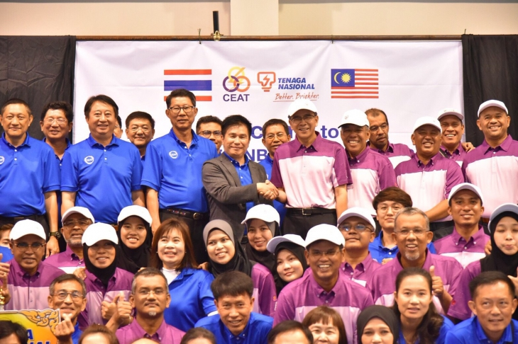 MEA Hosted CEAT-TNB Friendly Games 2018
