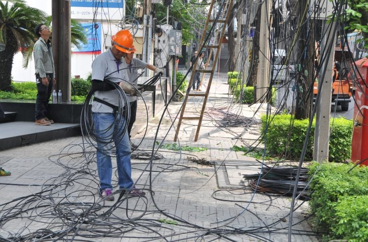 MEA clarifies why telecommunications lines resulte...