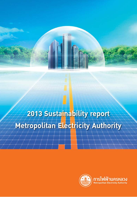 MEA Sustainability Report 2013 (English)